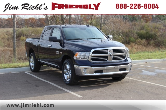 2018 Ram 1500 Crew Cab 4x4, Pickup #L18D063 - photo 1