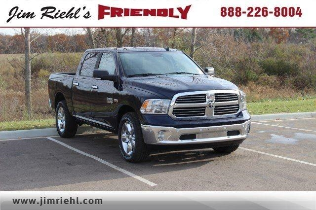 2018 Ram 1500 Crew Cab 4x4, Pickup #L18D063 - photo 18