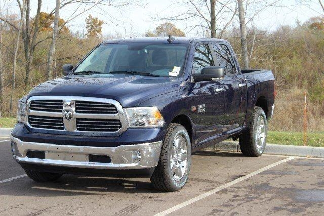 2018 Ram 1500 Crew Cab 4x4, Pickup #L18D063 - photo 21