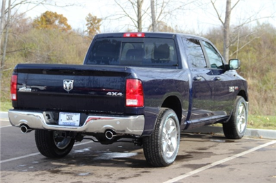 2018 Ram 1500 Crew Cab 4x4, Pickup #L18D063 - photo 2