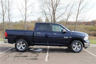 2018 Ram 1500 Crew Cab 4x4, Pickup #L18D063 - photo 25