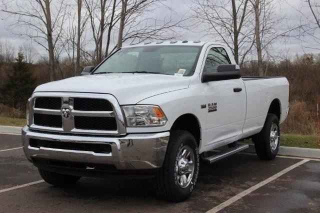 2018 Ram 2500 Regular Cab 4x4,  Pickup #L18D075 - photo 4