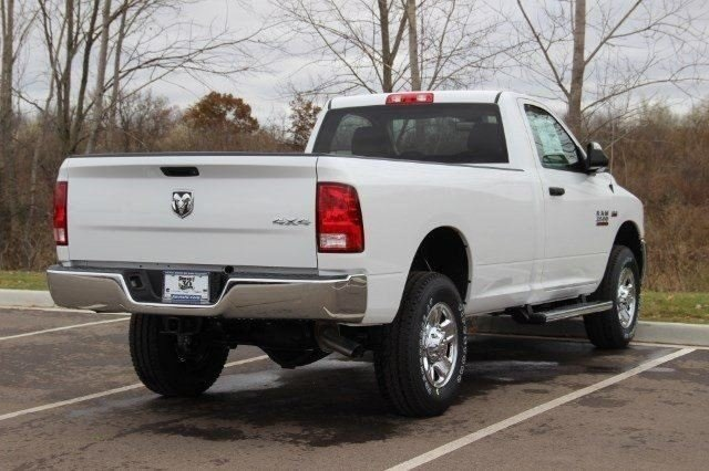 2018 Ram 2500 Regular Cab 4x4,  Pickup #L18D075 - photo 2