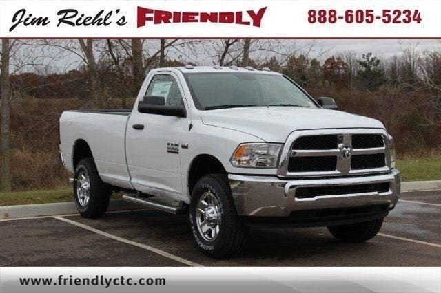 2018 Ram 2500 Regular Cab 4x4,  Pickup #L18D075 - photo 15