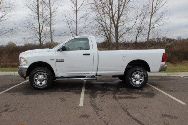 2018 Ram 2500 Regular Cab 4x4,  Pickup #L18D075 - photo 19