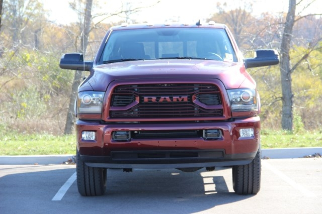 2018 Ram 3500 Mega Cab 4x4 Pickup #L18D076 - photo 3