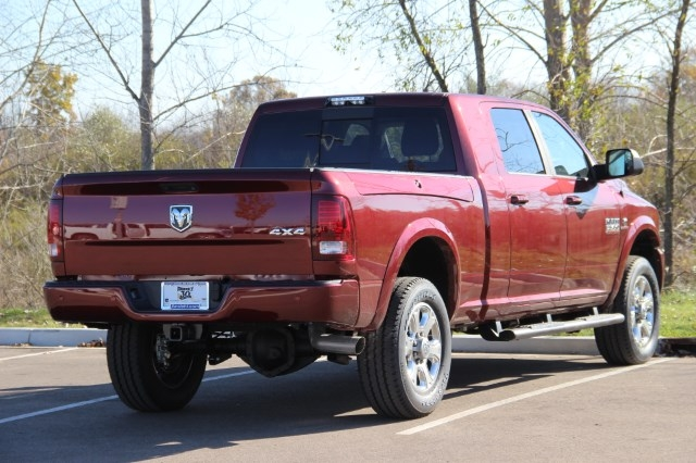 2018 Ram 3500 Mega Cab 4x4 Pickup #L18D076 - photo 2