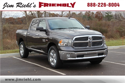 2018 Ram 1500 Crew Cab 4x4, Pickup #L18D078 - photo 1