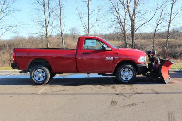 2018 Ram 2500 Regular Cab 4x4,  Pickup #L18D1004 - photo 11
