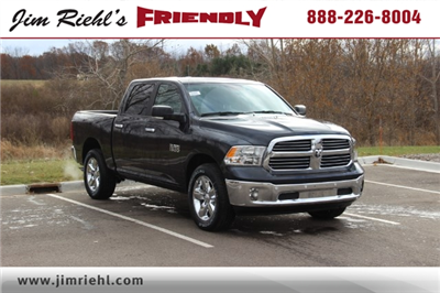 2018 Ram 1500 Crew Cab 4x4 Pickup #L18D106 - photo 1
