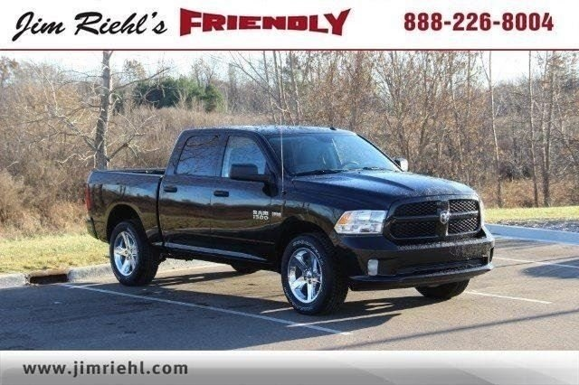 2018 Ram 1500 Crew Cab 4x4,  Pickup #L18D124 - photo 18