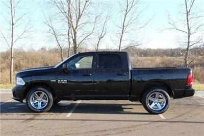 2018 Ram 1500 Crew Cab 4x4,  Pickup #L18D124 - photo 22