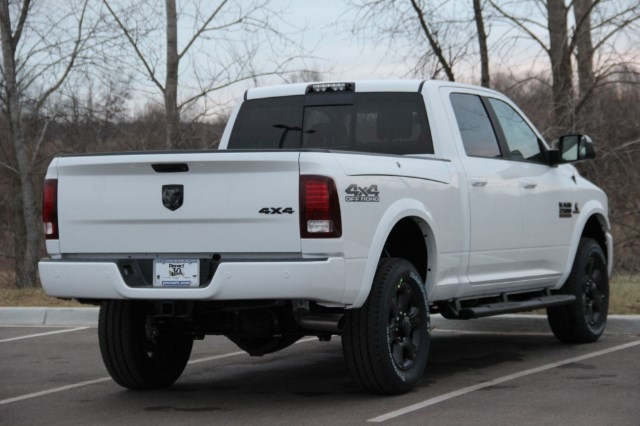 2018 Ram 2500 Crew Cab 4x4, Pickup #L18D135 - photo 2