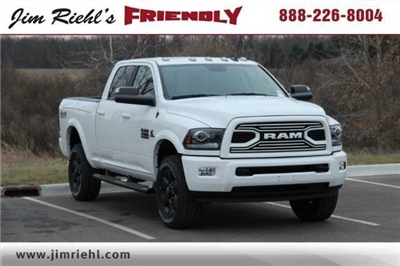 2018 Ram 2500 Crew Cab 4x4, Pickup #L18D135 - photo 1