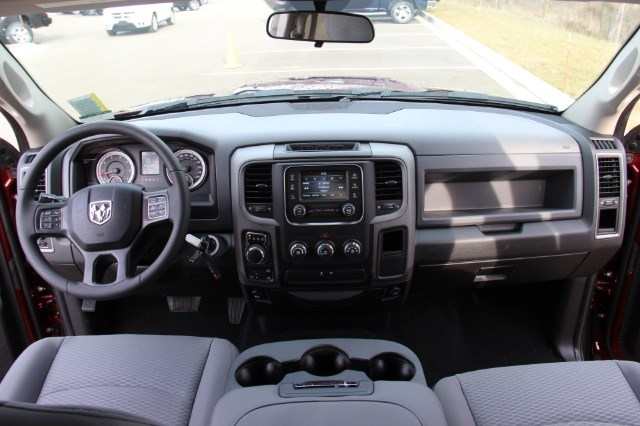 2018 Ram 1500 Crew Cab 4x4 Pickup #L18D153 - photo 16