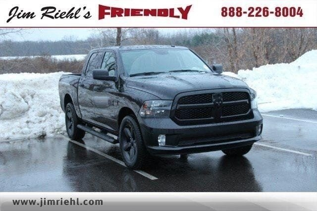 2018 Ram 1500 Crew Cab 4x4,  Pickup #L18D177 - photo 18