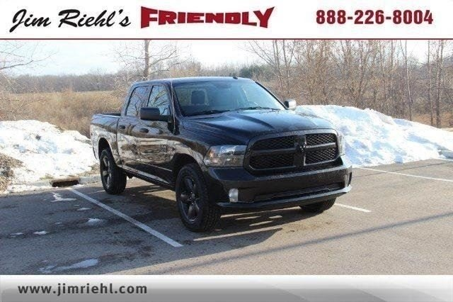 2018 Ram 1500 Crew Cab 4x4, Pickup #L18D207 - photo 18