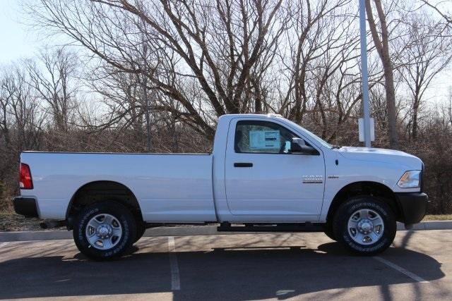 2018 Ram 3500 Regular Cab 4x4,  Pickup #L18D355 - photo 8