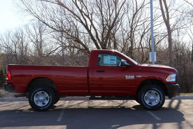 2018 Ram 3500 Regular Cab 4x4,  Pickup #L18D358 - photo 8