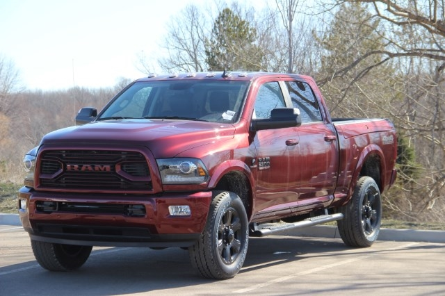 2018 Ram 2500 Crew Cab 4x4, Pickup #L18D370 - photo 4
