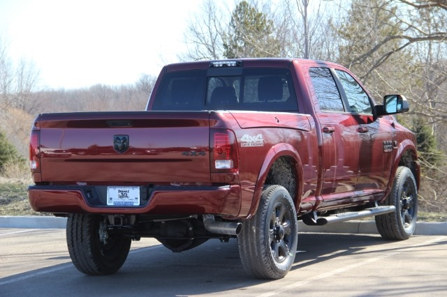 2018 Ram 2500 Crew Cab 4x4, Pickup #L18D370 - photo 2