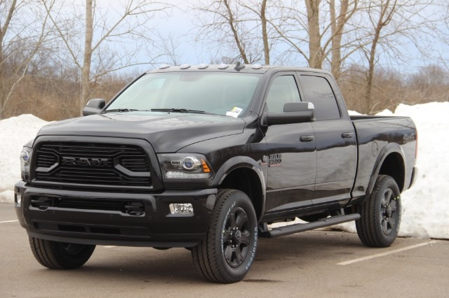 2018 Ram 2500 Crew Cab 4x4, Pickup #L18D372 - photo 4