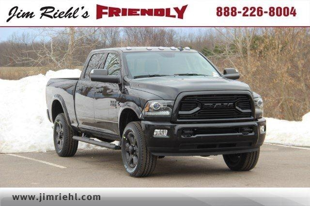 2018 Ram 2500 Crew Cab 4x4, Pickup #L18D372 - photo 20