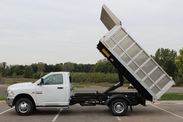 2018 Ram 3500 Regular Cab DRW 4x4,  Cab Chassis #L18D375 - photo 5