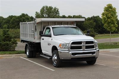2018 Ram 3500 Regular Cab DRW 4x4,  Cab Chassis #L18D375 - photo 1