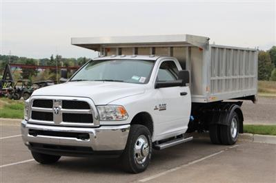 2018 Ram 3500 Regular Cab DRW 4x4,  Cab Chassis #L18D375 - photo 4