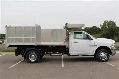 2018 Ram 3500 Regular Cab DRW 4x4,  Cab Chassis #L18D375 - photo 10