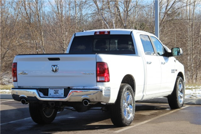 2018 Ram 1500 Crew Cab 4x4, Pickup #L18D384 - photo 2