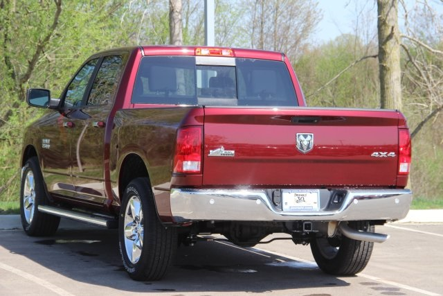 2018 Ram 1500 Crew Cab 4x4, Pickup #L18D411 - photo 2