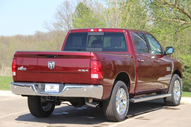 2018 Ram 1500 Crew Cab 4x4, Pickup #L18D411 - photo 7