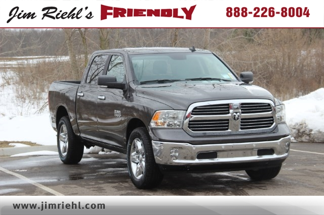2018 Ram 1500 Crew Cab 4x4, Pickup #L18D430 - photo 1