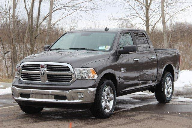 2018 Ram 1500 Crew Cab 4x4, Pickup #L18D430 - photo 21