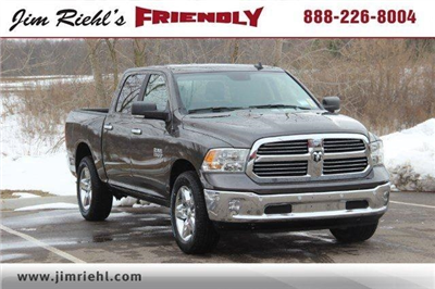 2018 Ram 1500 Crew Cab 4x4, Pickup #L18D430 - photo 18