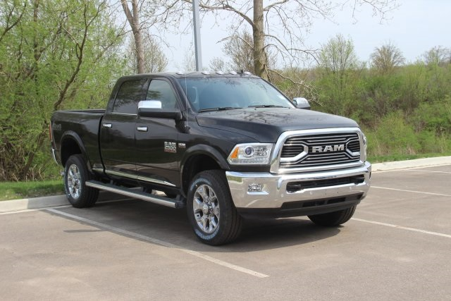 2018 Ram 2500 Crew Cab 4x4,  Pickup #L18D435 - photo 3