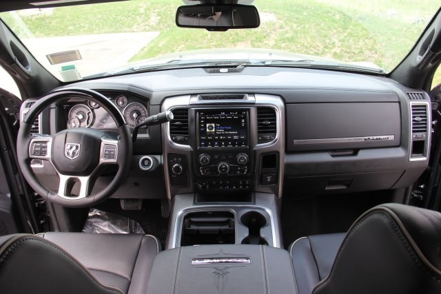 2018 Ram 2500 Crew Cab 4x4,  Pickup #L18D435 - photo 16