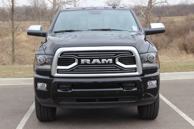 2018 Ram 2500 Crew Cab 4x4,  Pickup #L18D446 - photo 3