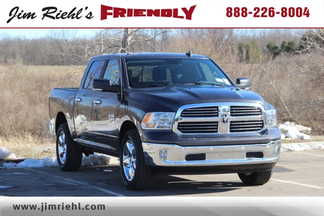 2018 Ram 1500 Crew Cab 4x4, Pickup #L18D489 - photo 1