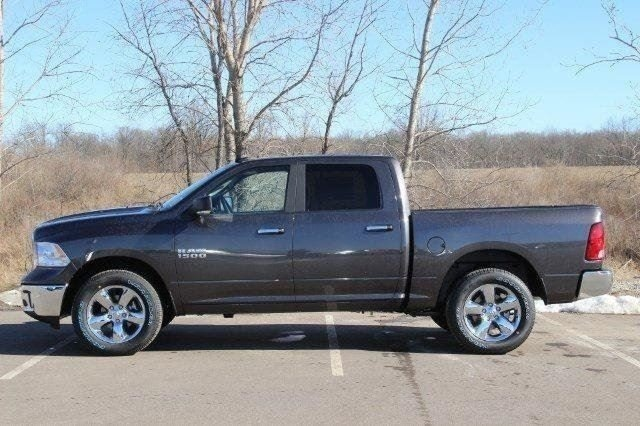 2018 Ram 1500 Crew Cab 4x4,  Pickup #L18D489 - photo 22