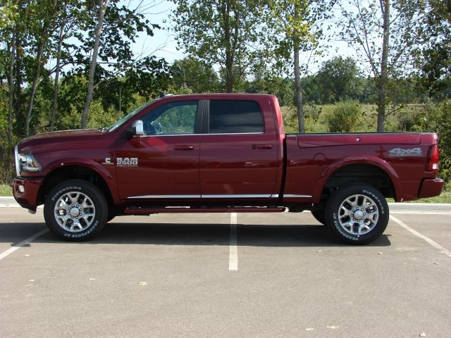 2018 Ram 2500 Crew Cab 4x4,  Pickup #L18D500 - photo 5