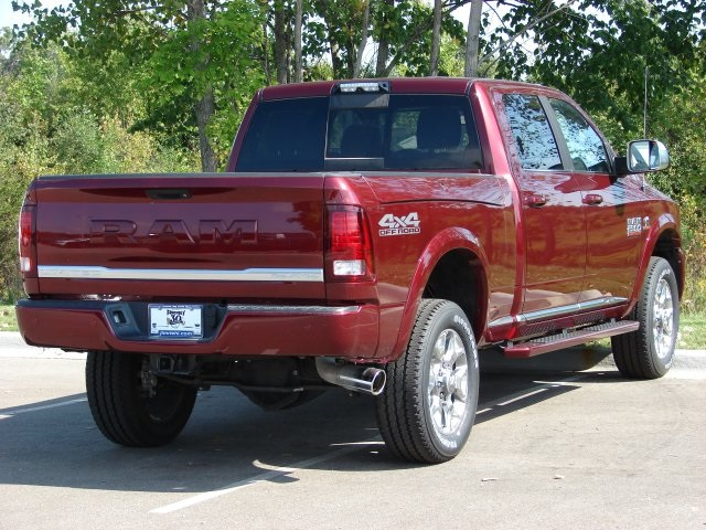 2018 Ram 2500 Crew Cab 4x4,  Pickup #L18D500 - photo 2