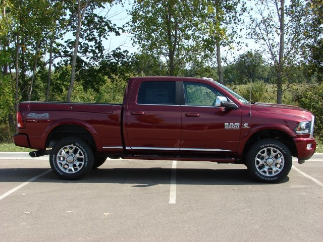 2018 Ram 2500 Crew Cab 4x4,  Pickup #L18D500 - photo 8