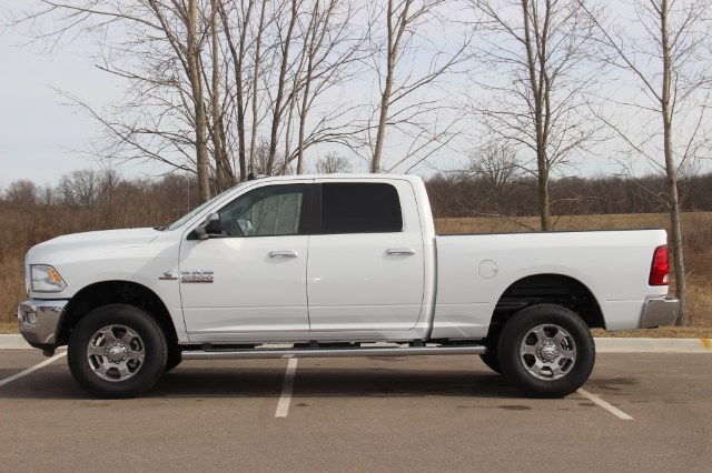 2018 Ram 2500 Crew Cab 4x4, Pickup #L18D545 - photo 5
