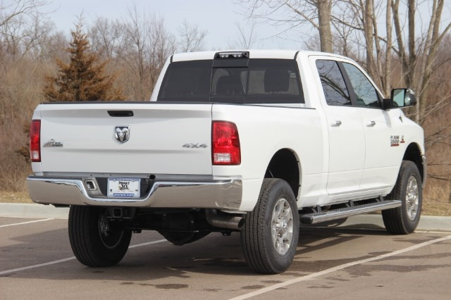 2018 Ram 2500 Crew Cab 4x4, Pickup #L18D545 - photo 2