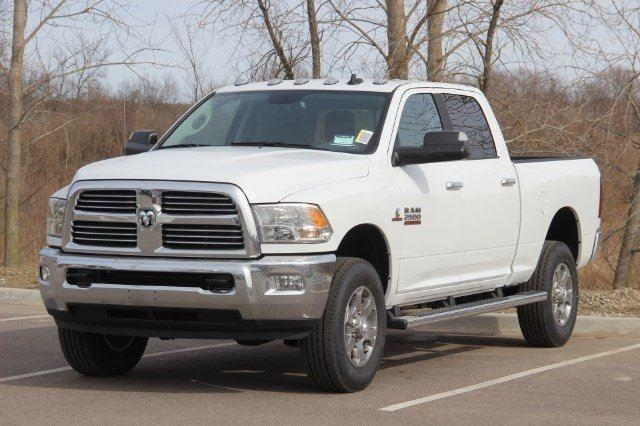 2018 Ram 2500 Crew Cab 4x4, Pickup #L18D545 - photo 21