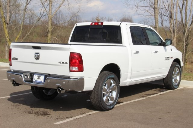 2018 Ram 1500 Crew Cab 4x4, Pickup #L18D597 - photo 2