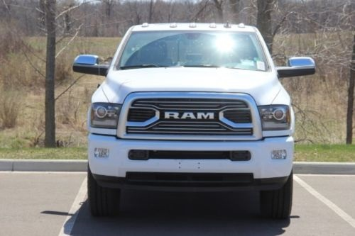 2018 Ram 2500 Crew Cab 4x4,  Pickup #L18D598 - photo 3